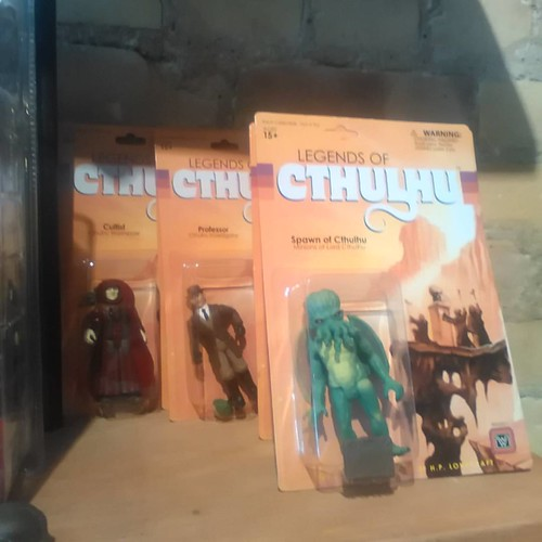 Legends of Cthulhu for sale #toronto #leslieville #thesidekick #cthulhu #legendsofcthulhu #toys