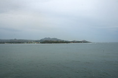 View to Puerto Plata