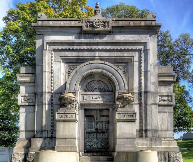 Blatz Tomb
