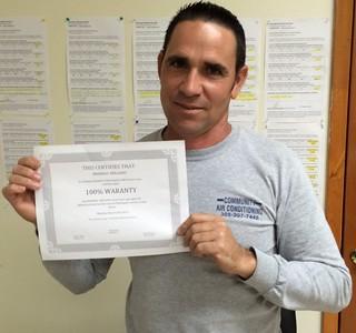 Manolo Delgado, Reparacion de Credito en Municipal Credit Service