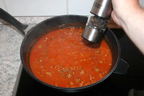 05 - Mit Paprika, Pfeffer & Salz abschmecken / Taste with paprika, pepper & salt