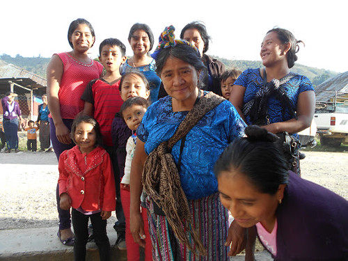 OCMC News - Faith and Healing for the Mayan People of Aguacate, Guatemala