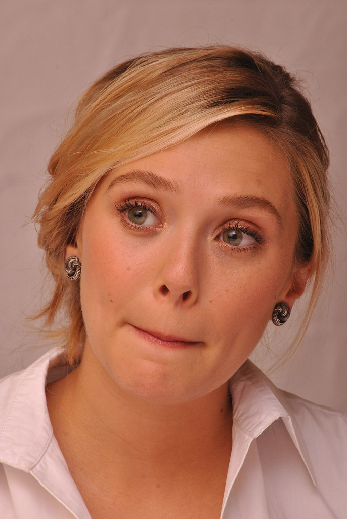 Элизабет Олсен — Пресс-конференция «I Saw the Light» на «TIFF» 2015 – 63