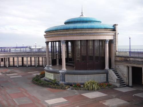 Eastbourne, bandstand