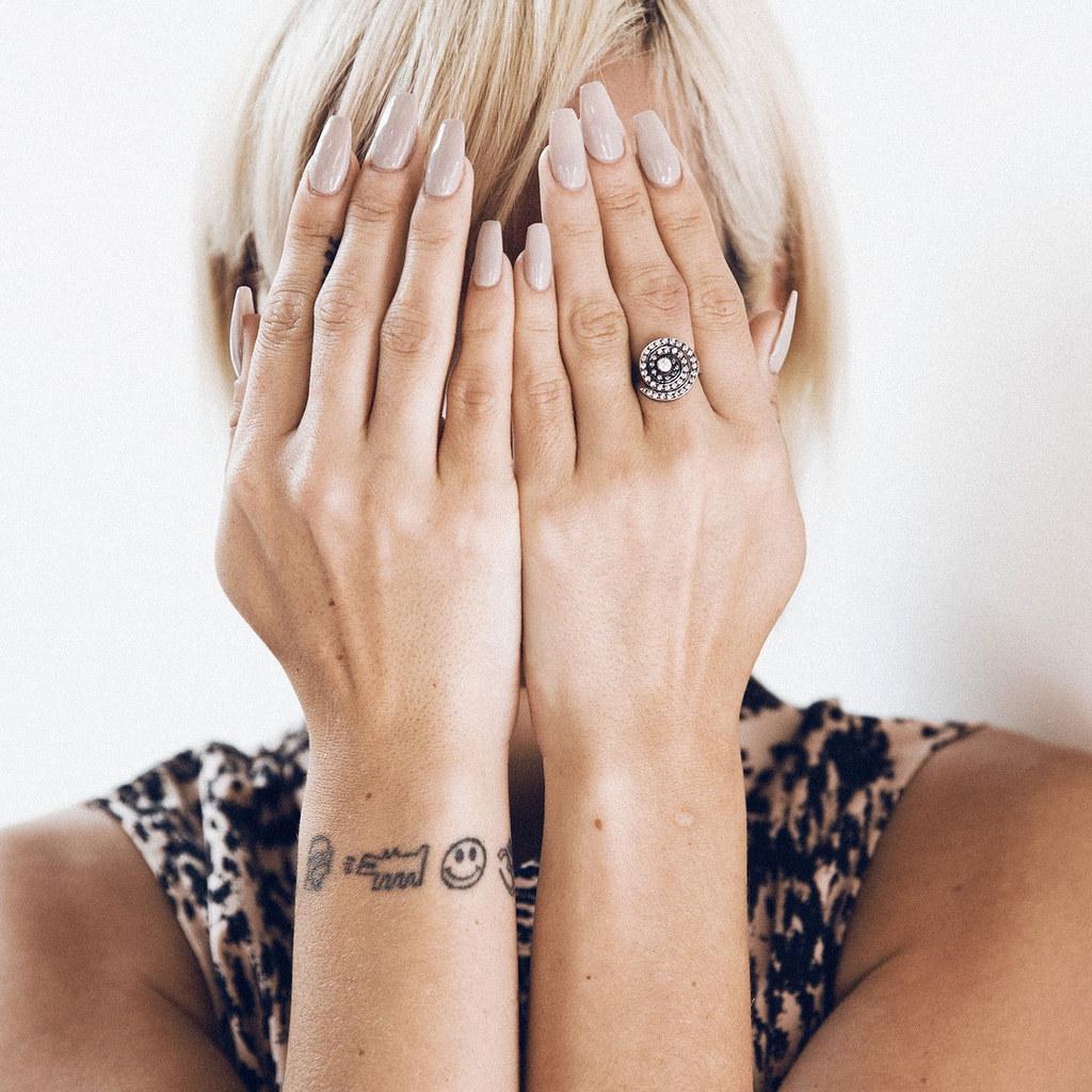 Лили Аллен — Фотосессия для «Vero Moda» 2015 – 3