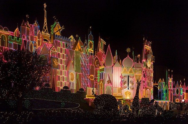 Disneyland Its A Small World Holiday