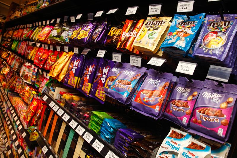 BIG B.I.G. Chocolates