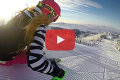 Videotour: Dolní Morava - lyže, sáňky, zábava
