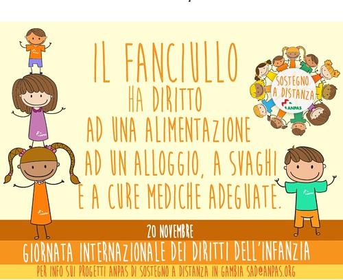 Giornata internazionale diritti fanciullo