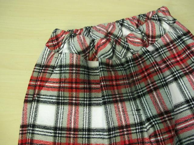 Flannel Carolyn PJs - flat