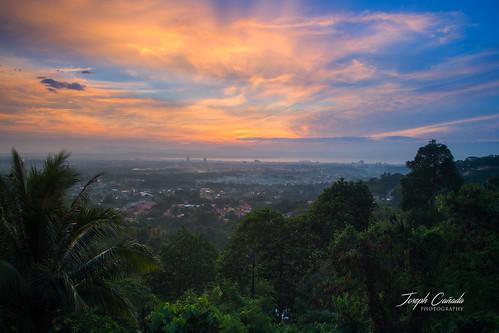 phoenix clouds sunrise canon landscape eos haze philippines ngc highrise mindanao landscapephotography davaocity sunrisephotography tamronaf18200mmf3563xrdiiildasphericalif canoneos700d