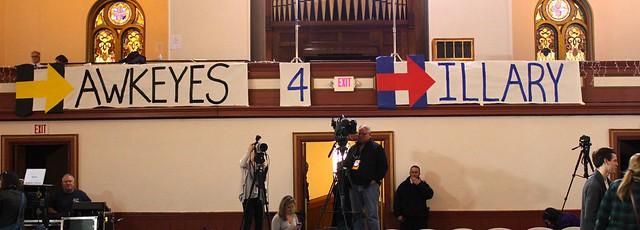 Hillary Clinton 12/16/15 by Chanel Vidal
