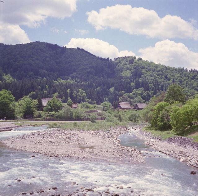 庄川 - syougawa river -
