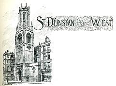 St Dunstan in the West