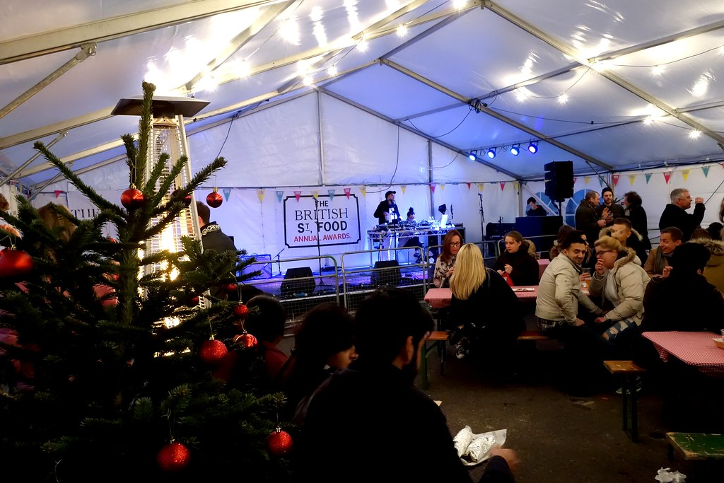 The British Street Food Festival 2015