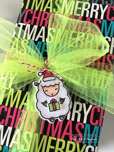 Baaah Humbug Gift Tags