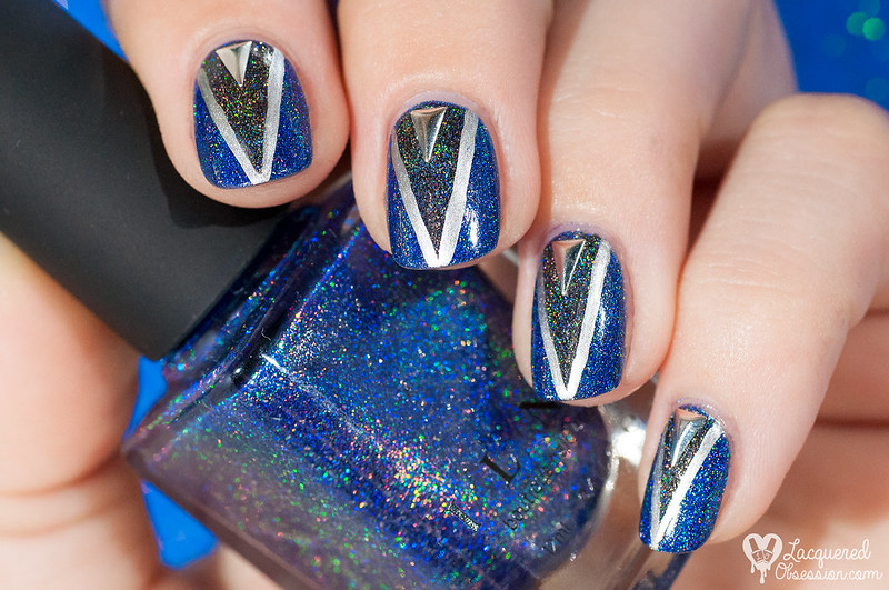ILNP - Honor Roll + Missed Calls nail art