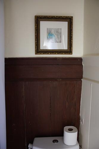 Weird Bathroom Corner