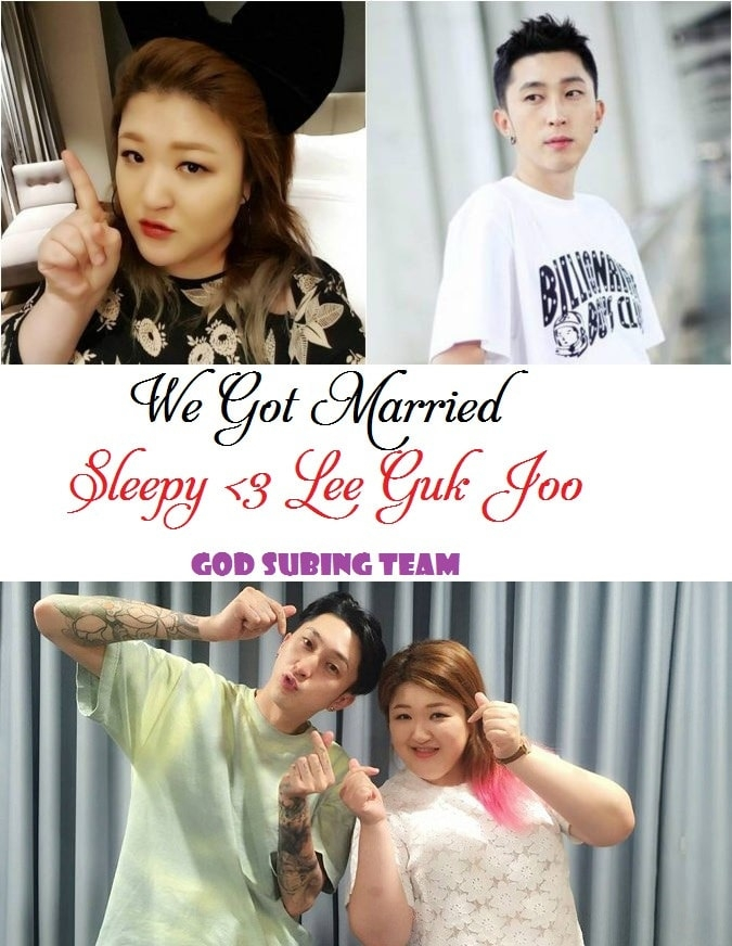 We Got Married - Sleepy & Lee Guk Joo