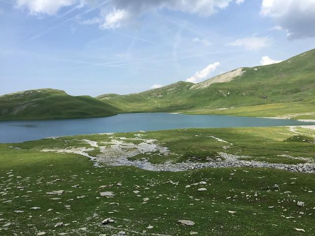 GR5 lac d'Anterne