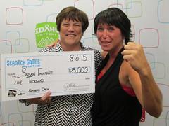 Susan Faulkner - $5,000 Extreme Cash