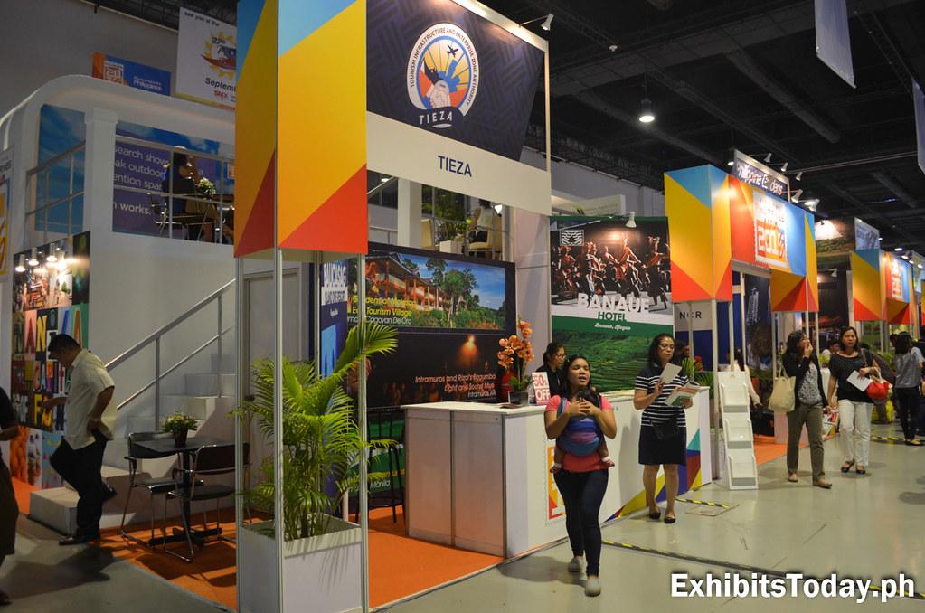 Tourism Philippines Board Pavilion