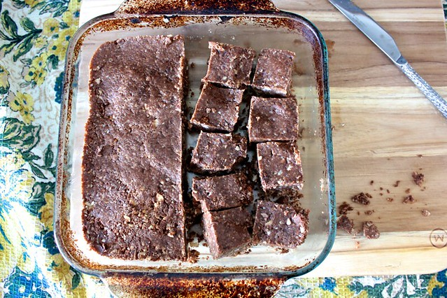 Healthy Melty Chocolate Bars