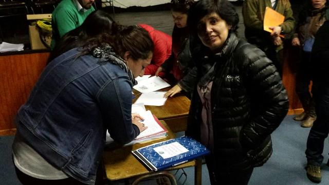 Colegio Chiloé:Adjudicación de Proyectos.