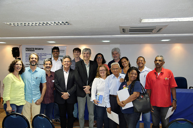 DESAFIO - First Post-Project Meeting / Primera Reunión Pos-Proyecto, Recife, 19 August 2015