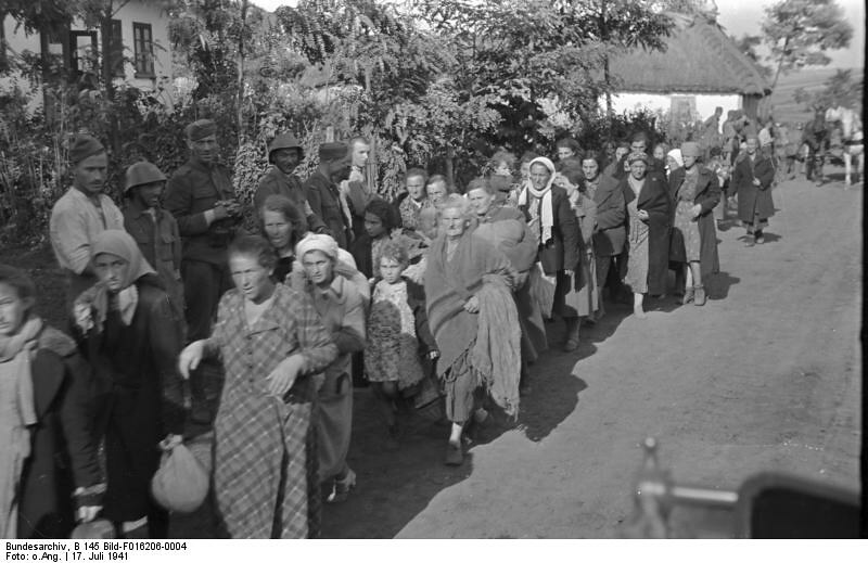 Deportation of Jews during the Holocaust in Soviet Union
