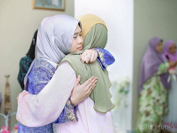 Gambar Sekitar Majlis Pernikahan Nubhan Af6 &Amp; Afifah Hidayah Ahmad Taufiq