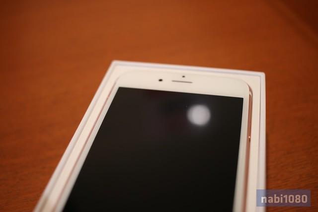 iPhone 6sローズゴールド05