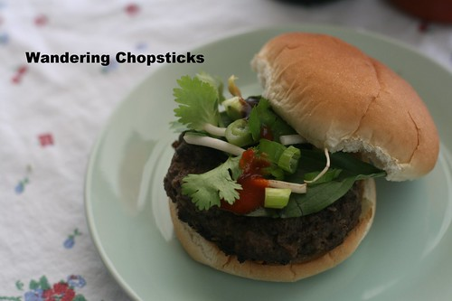 Pho Burger with Vietnamese Beef Noodle Soup Spices 24