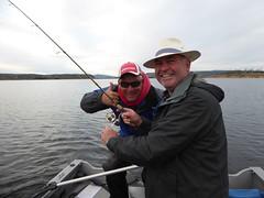 Fishing With Bernie!