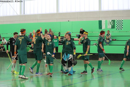 FD-Pokal: Floorball Turtles vs. DJK Holzbüttgen