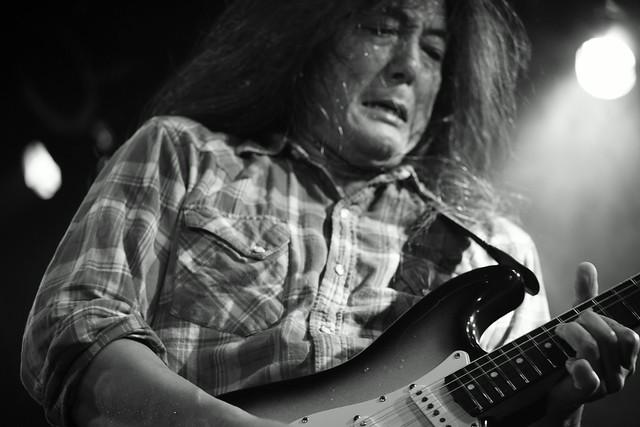 O.E. Gallagher live at 獅子王, Tokyo, 21 Sep 2015. 344