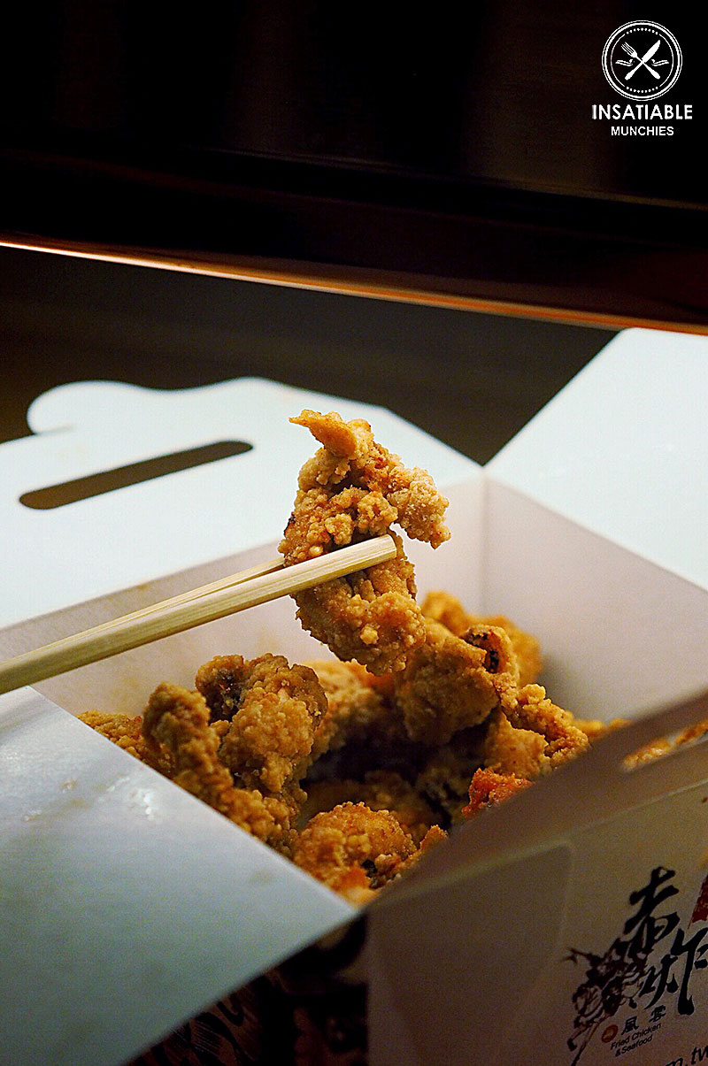 Sydney Food Blog Review of Cheers Cut, Chatswood: Giant Fried Squid