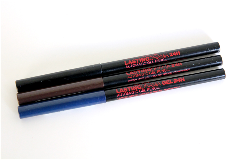 Maybelline lasting drama gel 24h automatic gel pencil