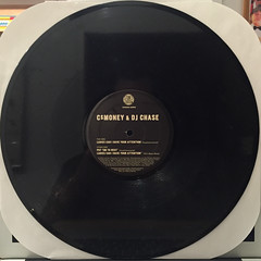 C$MONEY & DJ CHASE:LADIES CAN I HAVE YOUR ATTENTION(RECORD SIDE-A)