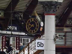 York Staiton Clock