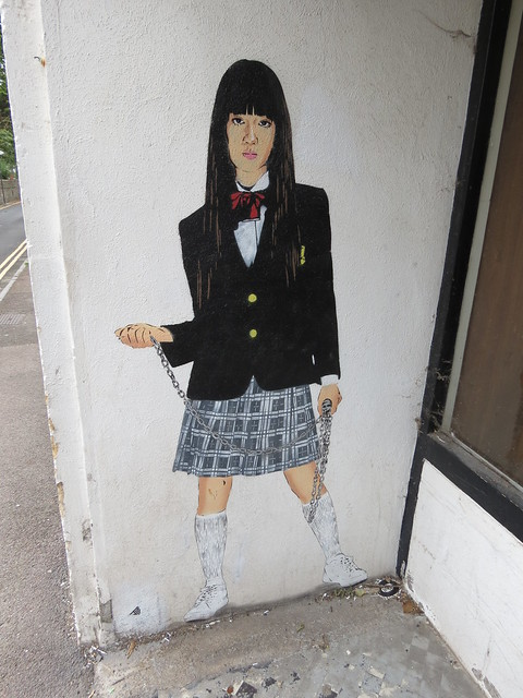 Gogo Yubari by JPS, Weston-super-Mare