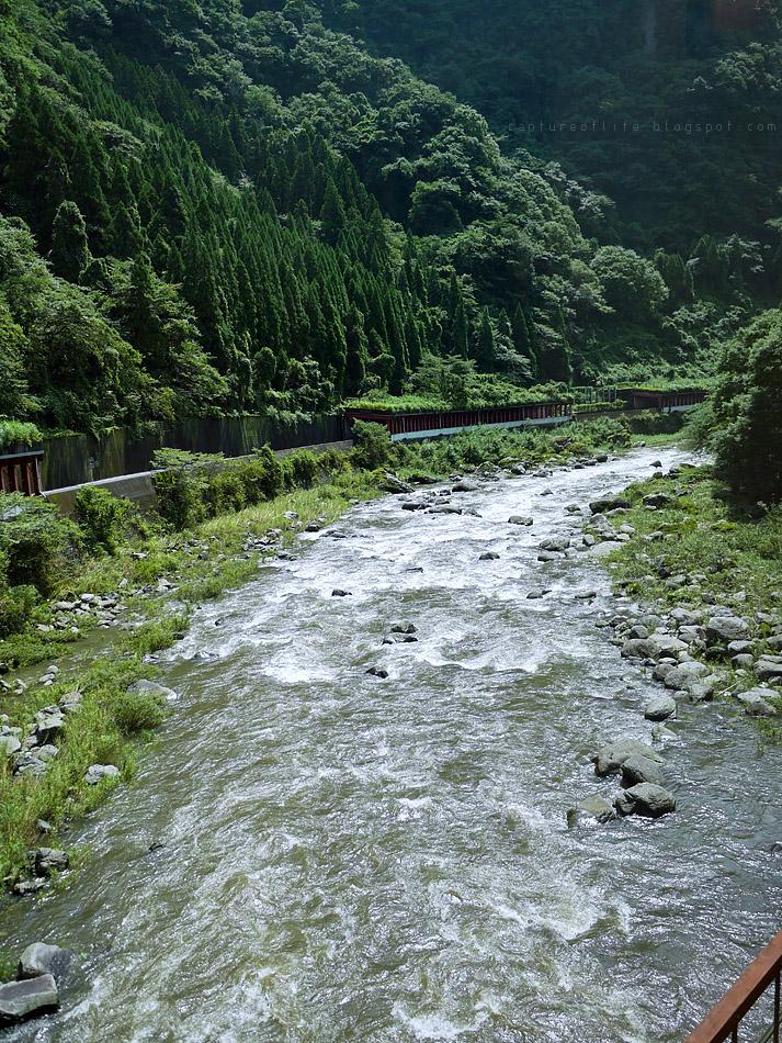 火車上的風景