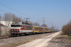 Train 1604 à Sermaize-les-Bains