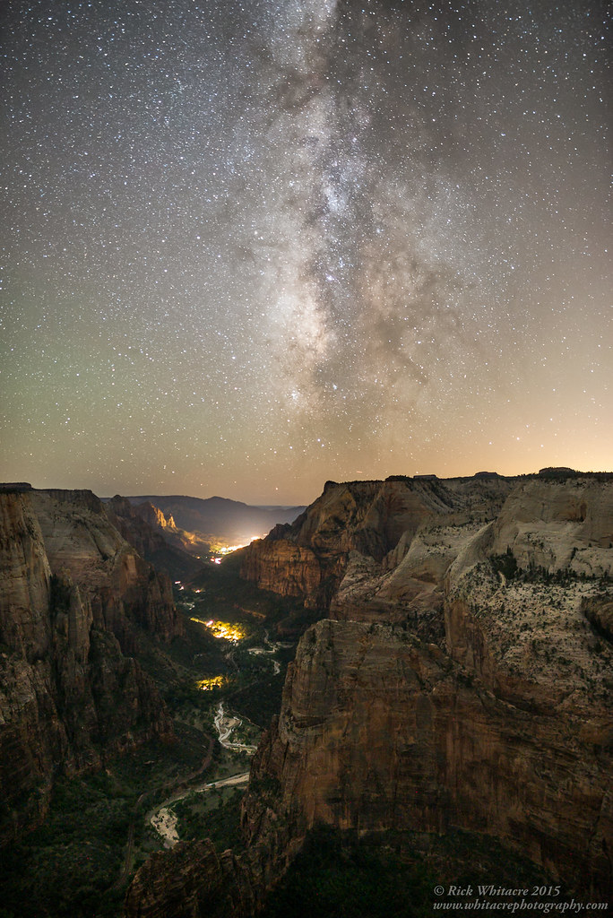 Observation Point Milky Way