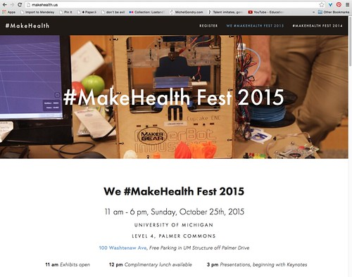 Make Health Fest 2015
