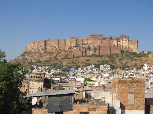 Jodhpur: le fort
