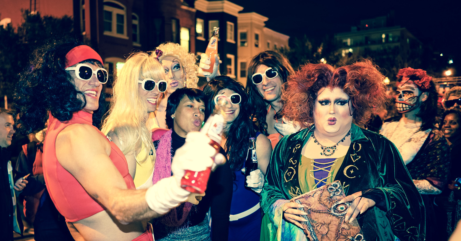 Thanks for Publishing my Photograph, in After 32 Years, The D.C. Government Is Taking Over The High Heel Race: DCist