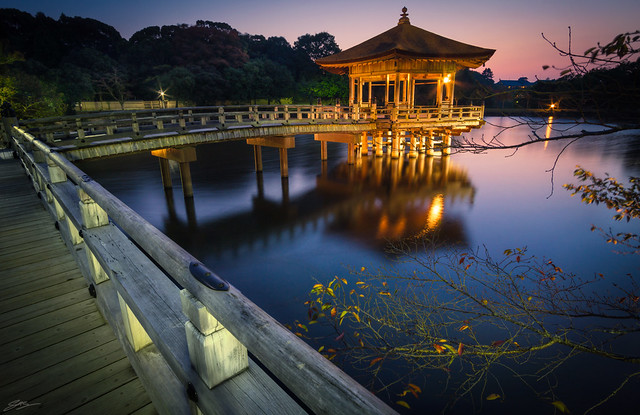 Evening in Nara
