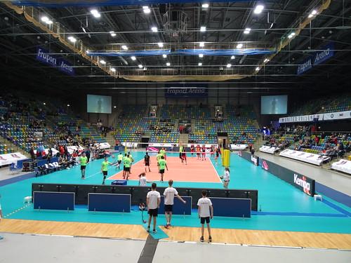 United Volleys RheinMain (Rüsselsheim/ Frankfurt) 3:0 Chemie Volley Mitteldeutschland (Leuna OT Spergau)