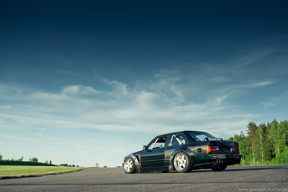 2JZ BMW E30